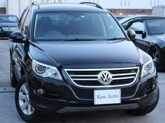VW ティグアントラック&フィールド・ディーラー車・純正SDナビフルセグTV