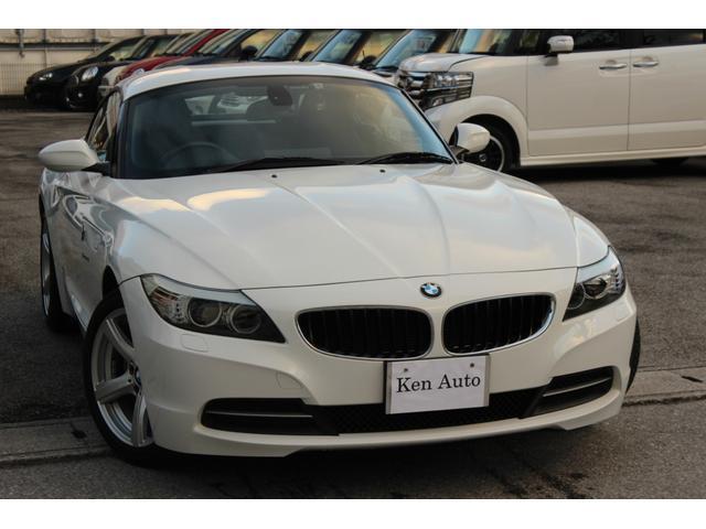 BMW BMW Z4 sDrive23i・ディーラー車・ワンオーナー・禁煙車