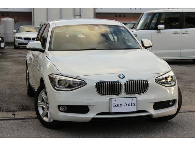 BMW 116i プラスパッケージ パーキングサポートパッケージ