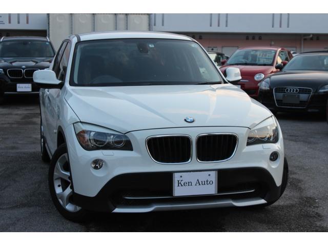 BMW BMW X1 sDrive 18i・ディーラー車・禁煙車・キーレス・