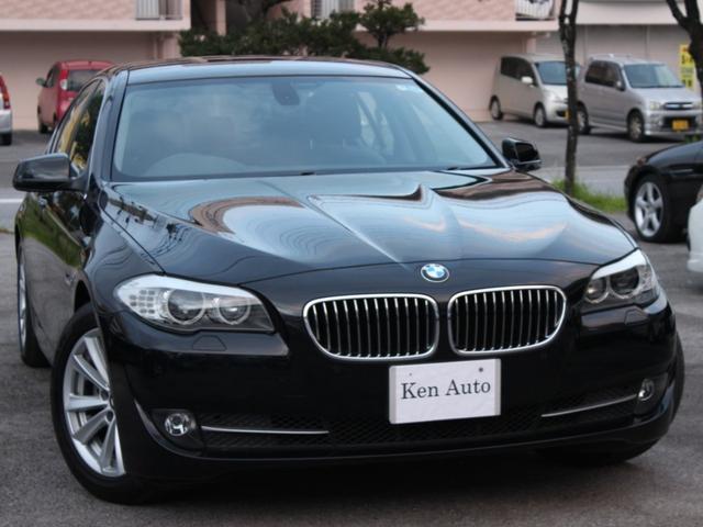 BMW 523i・ディーラー車・バックカメラ・キーレス・禁煙車ETC