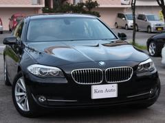 BMW523i・ディーラー車・バックカメラ・キーレス・禁煙車ETC