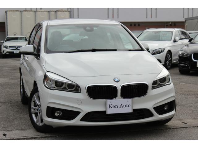 BMW 218iアクティブツアラープラスPKG・コンフォートPKG
