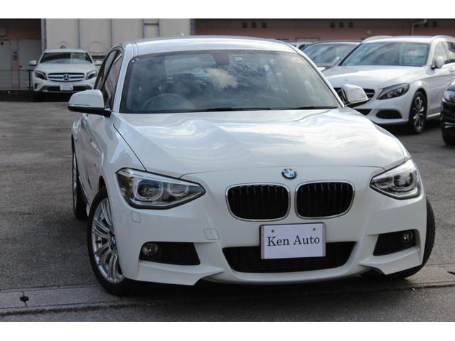 BMW 116i Mスポーツ・ディーラー車・禁煙車・純正AW17