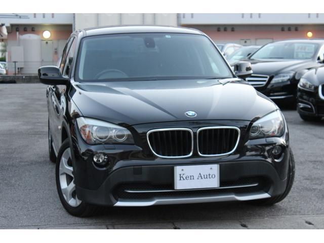 BMW BMW X1 sDrive 18i・ディーラー車・キーレス・スマートキー