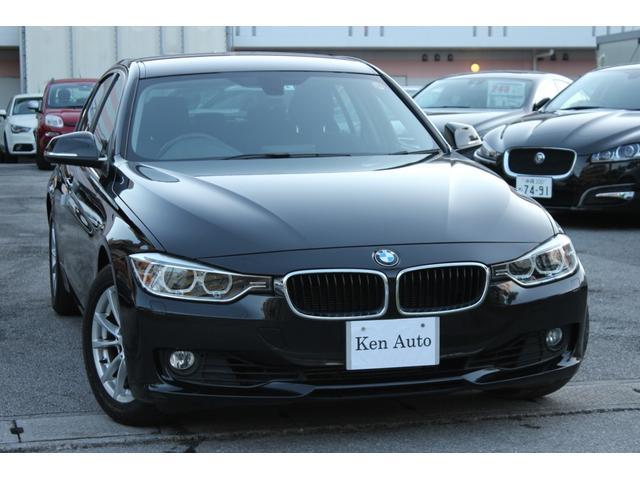 沖縄の中古車 BMW 3シリーズ 車両価格 85万円 リ済込 2012(平成24)年 4.3万km ブラック