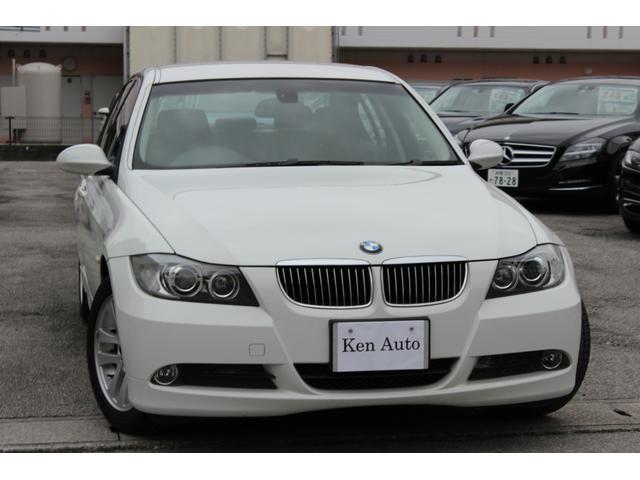 沖縄の中古車 BMW BMW 車両価格 65万円 リ済込 2008(平成20)年 3.1万km ホワイト
