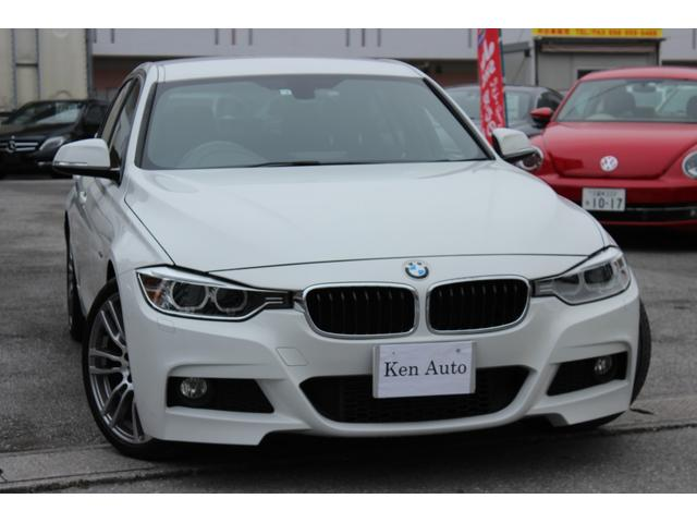 BMW 320i Mスポーツ・ディーラー車・禁煙車純正ナビ・Bカメラ