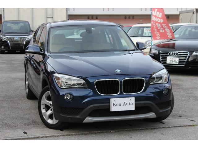 BMW X1 sDrive 20i HDDナビ フルセグTV レザーシート