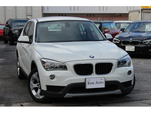 沖縄の中古車 BMW X1 車両価格 110万円 リ済込 2013(平成25)年 3.4万km ホワイト
