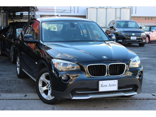 BMW X1 sDrive 18i ディーラー車・禁煙車・社外ナビ・ETC・キセノンライト・キレート・17インチアルミ