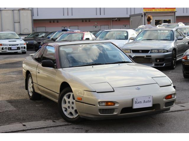 沖縄県中頭郡北谷町の中古車なら180SX タイプII スーパーハイキャスパッケージ