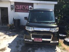 沖縄の中古車 ダイハツ タント 車両価格 33万円 リ済込 平成21年 17.3万K ブラックM
