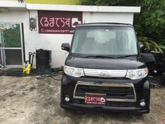 沖縄の中古車 ダイハツ タント 車両価格 69万円 リ済込 平成22年 5.6万K ブラックM