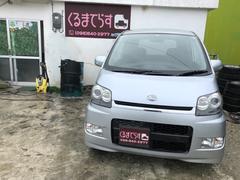 沖縄の中古車 ダイハツ ムーヴ 車両価格 25万円 リ済込 平成19年 12.6万K シルバーM
