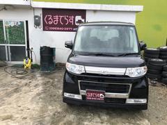 沖縄の中古車 ダイハツ タント 車両価格 53万円 リ済込 平成21年 7.3万K ブラックM