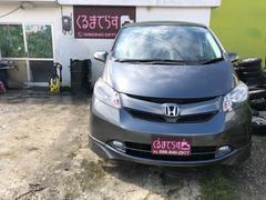 沖縄の中古車 ホンダ フリード 車両価格 32万円 リ済込 平成20年 14.9万K グレーM