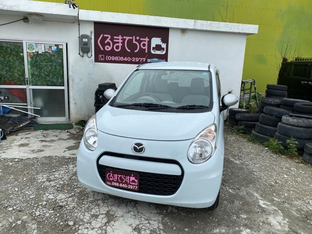 沖縄県の中古車ならキャロルエコ ECO-X 内地物 スマートキー プッシュスタート