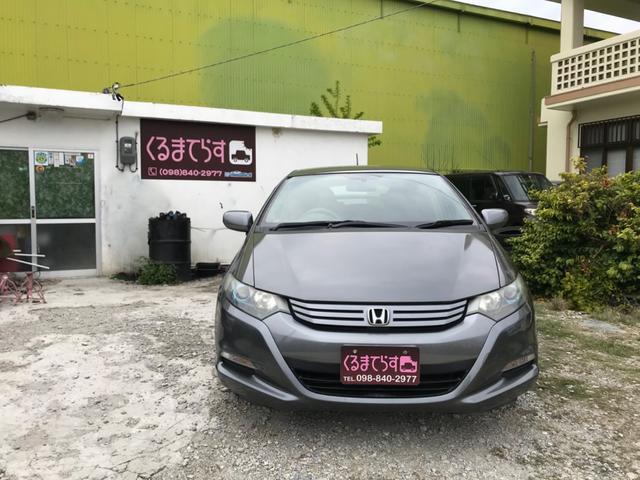 沖縄県の中古車ならインサイト G HDDインターナビ