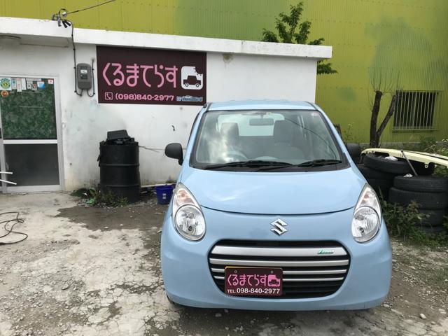 沖縄県の中古車ならアルトエコ ECO-L ETC