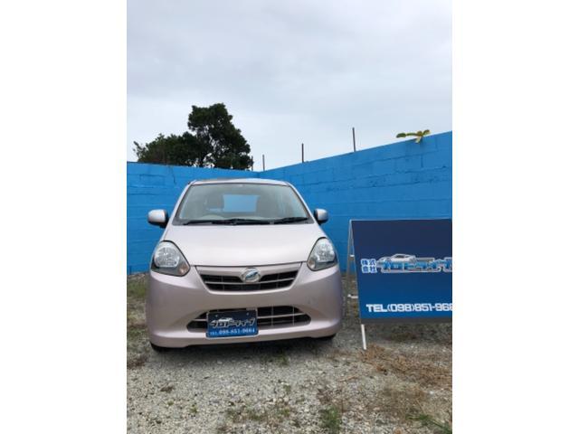 沖縄県の中古車ならミライース L メモリアルエディション HDDフルセグナビ ETC