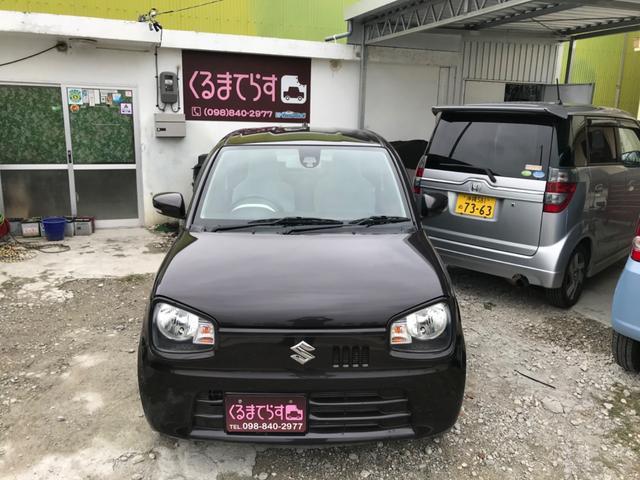 沖縄県豊見城市の中古車ならアルト X レーダーブレーキ プッシュスタート