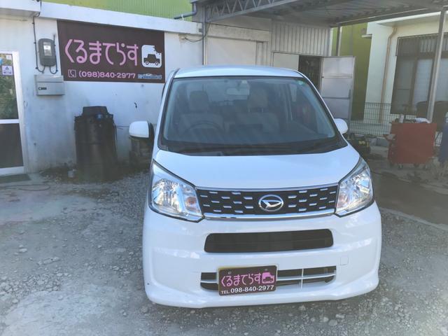 沖縄県の中古車ならムーヴ L ナビ ETC