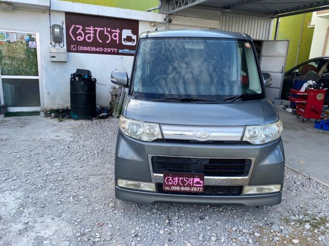 沖縄県豊見城市の中古車ならタント カスタムRS