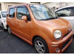 沖縄の中古車 ダイハツ ムーヴラテ 車両価格 14万円 リ済込 平成16年 14.9万K オレンジ