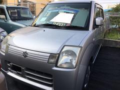 沖縄の中古車 スズキ アルト 車両価格 14万円 リ済込 平成18年 9.4万K シルキーシルバーメタリック