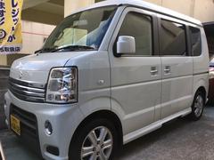 沖縄の中古車 スズキ エブリイワゴン 車両価格 78万円 リ済込 平成22年 10.0万K パールホワイト