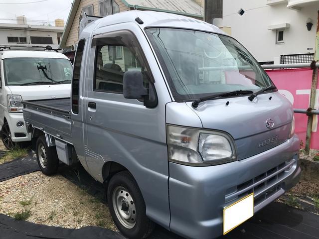 沖縄県沖縄市の中古車ならハイゼットトラック ジャンボ AT キーレス ETC