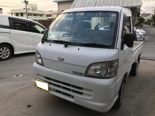 沖縄県の中古車ならハイゼットトラック  LPG 5MT エアコン パワステ