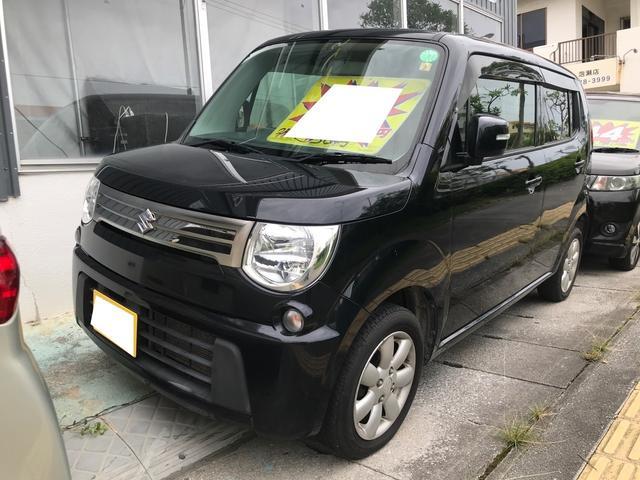 沖縄県の中古車ならMRワゴン 10thアニバーサリー リミテッド スマートキー プッシュスタート ウインカーミラー 純正タッチパネルオーディオ装着車 バックカメラ