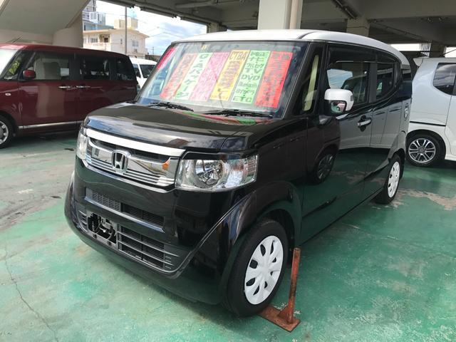 沖縄県の中古車ならN-BOXスラッシュ G・Aパッケージ 純正フルセグナビ バックモニター