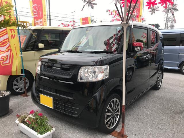 沖縄県の中古車ならN-BOXスラッシュ X・ターボパッケージ フルセグSDナビ