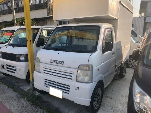 沖縄県うるま市の中古車ならキャリイトラック 移動販売車 キッチンカー