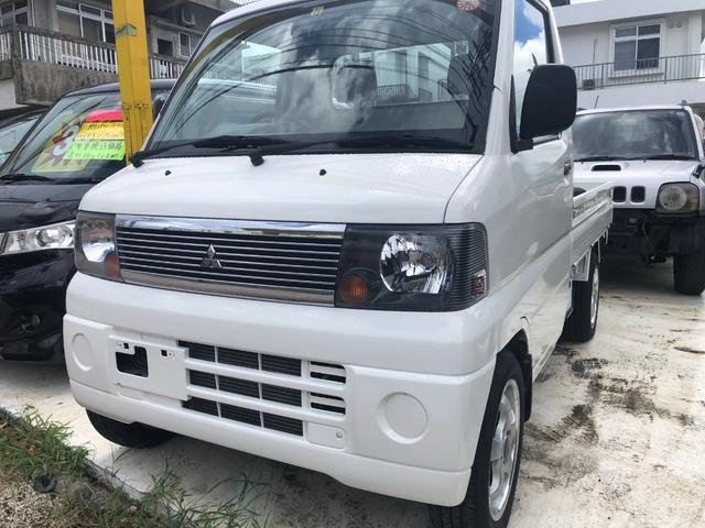 沖縄県の中古車ならミニキャブトラック  エアコン