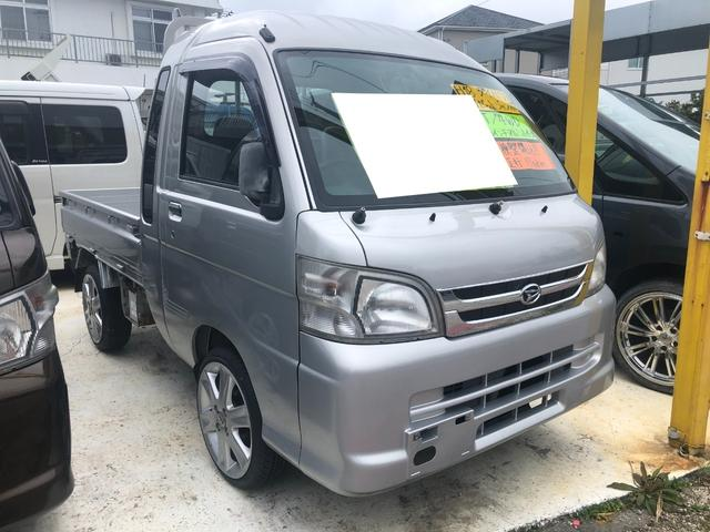 沖縄県の中古車ならハイゼットトラック ジャンボ AT 4WD エアコン パワステ