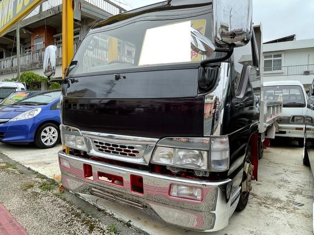 沖縄の中古車 いすゞ エルフトラック 車両価格 160万円 リ済込 1998(平成10)年 8.6万km パープル