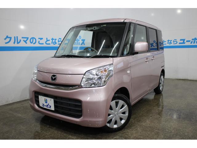 沖縄県の中古車ならフレアワゴン XS デュアルカメラブレーキサポート OP10年保証対象車両