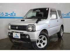 沖縄の中古車 スズキ ジムニー 車両価格 78万円 リ済別 平成19年 9.1万K シルキーシルバーM