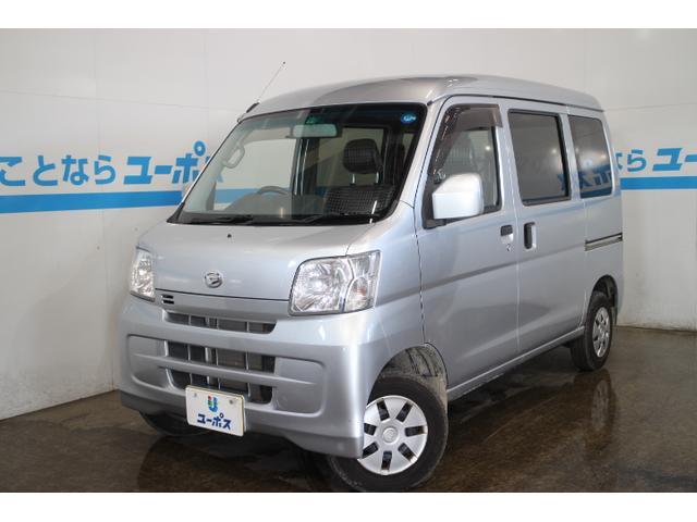 沖縄県の中古車ならハイゼットカーゴ クルーズ OP10年保証対象車 純正CDオーディオ