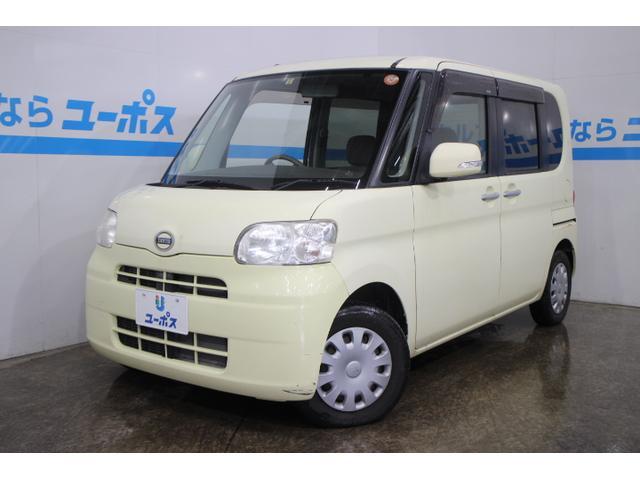 沖縄県の中古車ならタント X OP5年保証対象車 パワースライドドア メモリーナビ