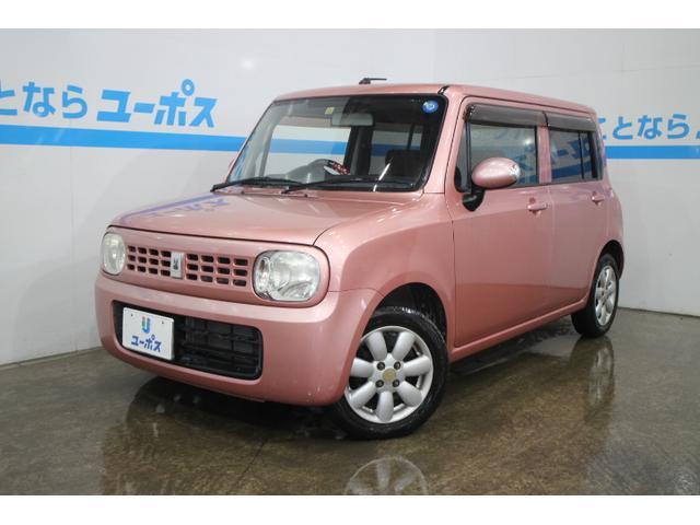 沖縄県の中古車ならアルトラパン X OP5年保証対象車 スマートキー 純正14インチアルミ