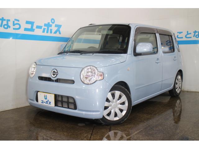 沖縄県の中古車ならミラココア ココアL OP10年保証対象 クラリオンHDDナビ キーレス
