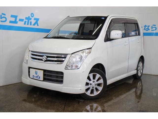 沖縄の中古車 スズキ ワゴンR 車両価格 46万円 リ済別 2009(平成21)年 3.5万km パールホワイト