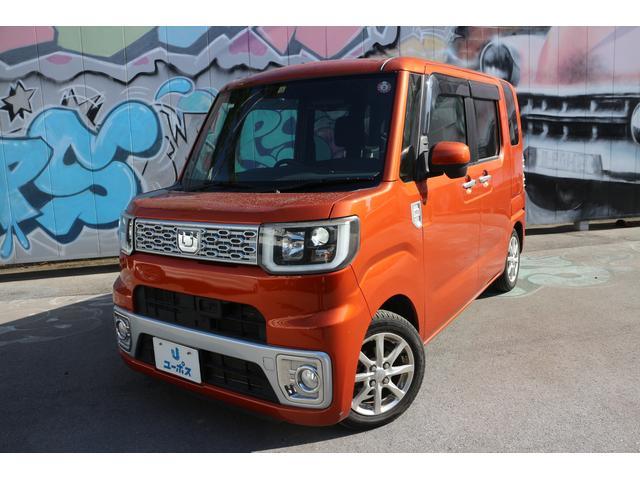 沖縄県沖縄市の中古車ならウェイク X SA OP10年保証対象車 パワースライドドア ドライブレコーダー