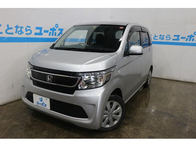 沖縄県の中古車ならN-WGN G プッシュスタート CDオーディオ ETC車載器