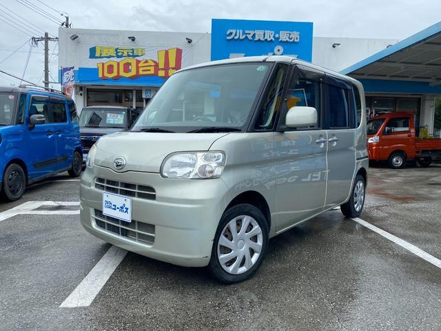 沖縄県沖縄市の中古車ならタント L OP5年保証対象車 純正CDオーディオ スライドドア キーレス